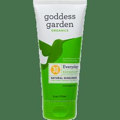 Goddess Garden Everyday Natural Sunscreen Tube 6 fl oz G01413
