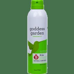 Goddess Garden Kids Sunscreen Continuous Spray 6 fl oz G01581
