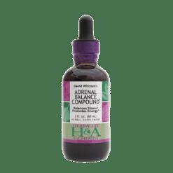 Herbalist amp Alchemist Adrenal Balance Compound 2 oz H12370