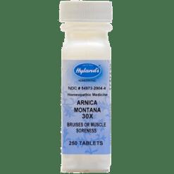 Hylands Arnica Montana 30X 250 tabs H29044