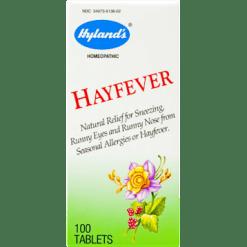 Hylands Hay Fever 100 tablets H91382