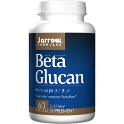 Jarrow Formulas Beta Glucan 250 mg 60 caps J30232