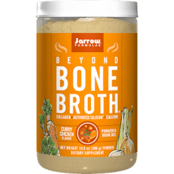 Jarrow Formulas Beyond Bone Broth Curry Chick 17 serv J10634