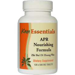 Kan Herbs Essentials APR Nourishing Formula 120 tablets VAN12