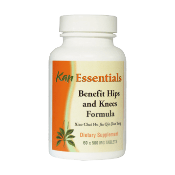 Kan Herbs Essentials Benefit Hips and Knees 60 tabs VBH60