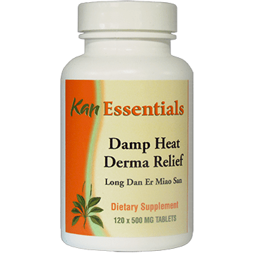Kan Herbs Essentials Damp Heat Derma Relief 120 tablets VDH12