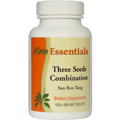 Kan Herbs Essentials Three Seeds Combination 120 tabs VTS12