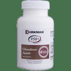 Kirkman Labs Glutathione Assist 120 caps K55071