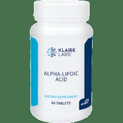 Klaire Labs Alpha Lipoic Acid KL2623