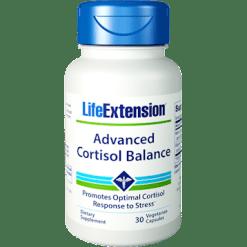 Life Extension Advanced Cortisol Balance 30 vegcaps L01236