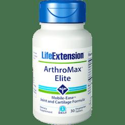 Life Extension ArthroMaxreg Elite 30 vegetarian tablets L13833