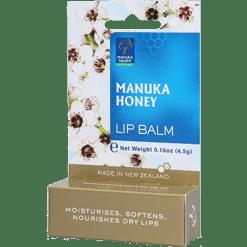 Manuka Health Manuka Honey Lip Balm 16 oz MK1728