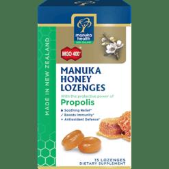 Manuka Health Manuka Honey amp Propolis Lozenges M02312