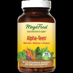 MegaFood Alpha Teen 90 tabs M10154