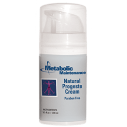 Metabolic Maintenance Natural Progeste Cream 3.5 oz NPC5
