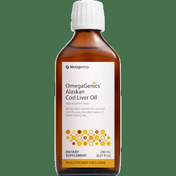 Metagenics OmegaGenics Alaskan Cod Liver 6.67 fl oz M51090