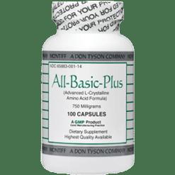 Montiff All Basic Plus 750 mg 100 caps ABPL1