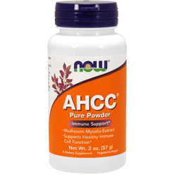 NOW AHCC 100 Pure Powder 2 oz N3035