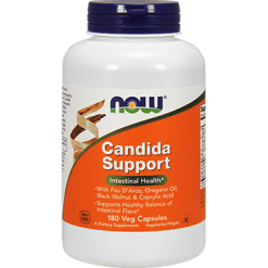 NOW Candida Support 180 vegcaps N33192