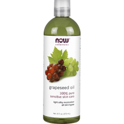 NOW Grapeseed Oil 16 oz N7707