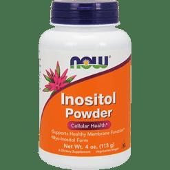 NOW Inositol Powder 4 oz N0527