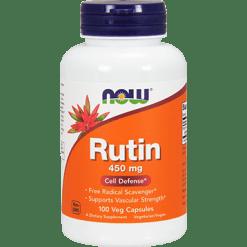 NOW Rutin 450 mg 100 vcaps N0735