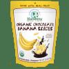 Natures All Chocolate Banana Slices Org 2.5 oz N15113