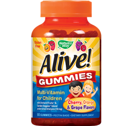 Natures Way Alive Multi Vit Gummies 90 chews N57893