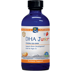 Nordic Naturals DHA Junior Liquid Strawberry 4 fl oz DHAJ1