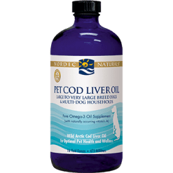 Nordic Naturals Pet Cod Liver Oil 16 fl oz N53786