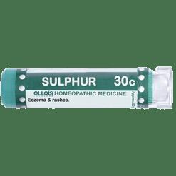 Ollois Sulphur 30c 80 pellets H03192