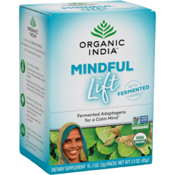Organic India Mindful Lift Box 15 Servings R14816