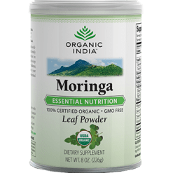 Organic India Moringa Leaf Powder 8 oz R08181