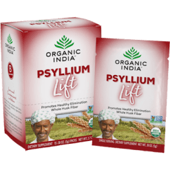 Organic India Psyllium Lift 15 packs O12690