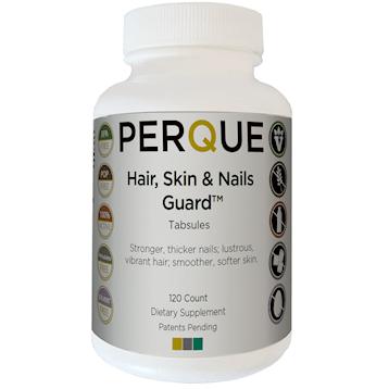 PERQUE Hair Skin amp Nails Guard 120 tablets PER214