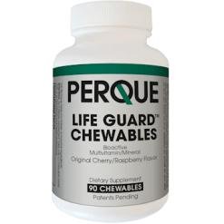 PERQUE Life Guard Cherry Rasp 90 chew PERKI