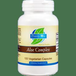 Priority One Vitamins Aloe Complex 100 vcaps ALO18