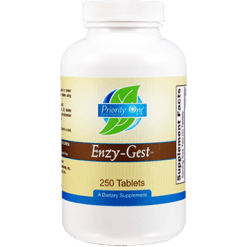Priority One Vitamins Enzy Gest 250 tabs ENZY2