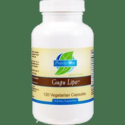 Priority One Vitamins Gugu Lipo 120 vegcaps GUGU6
