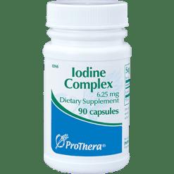 ProThera Iodine Complex 6.25 mg 90 capsules P01299