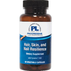 Progressive Labs Hair Skin amp Nail Resilience 60 capsules P10946
