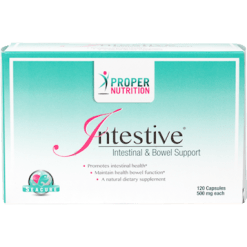 Proper Nutrition Intestive 500 mg 120 capsules INTE7