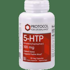 Protocol For Life Balance 5 HTP 100 mg 90 vegetarian capsules 5HTP1