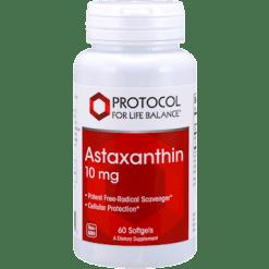 Protocol For Life Balance Astaxanthin 10mg 60 gels P22512