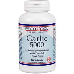 Protocol For Life Balance Garlic 5000 Enteric 90 tabs P1814