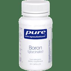 Pure Encapsulations Boron 2 mg 60 vcaps BOR14