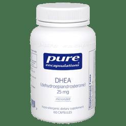 Pure Encapsulations DHEA micronized 25 mg 60 vcaps DHE26