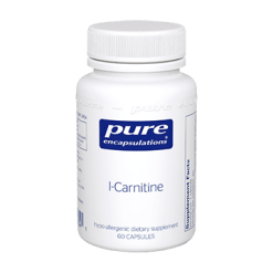 Pure Encapsulations L Carnitine 340 mg 60 vcaps CAR32