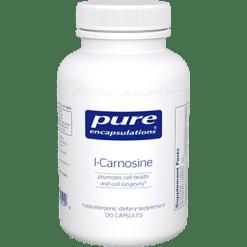 Pure Encapsulations L Carnosine 500 mg 120 vcaps CAR56