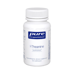 Pure Encapsulations L Theanine 200 mg 60 vcaps THEA3
